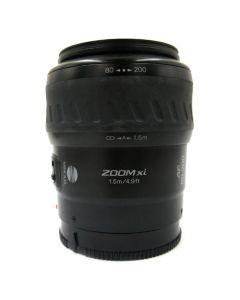 Brugt Minolta Zoom xi 80-200mm f/4,5-5,6