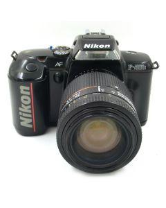 Brugt Nikon F-401X m/35-105mm f/3,5-4,5