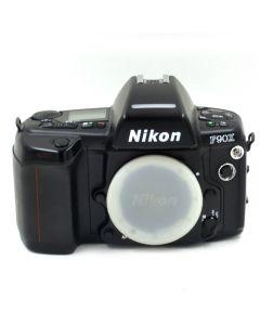 Brugt Nikon F90X hus
