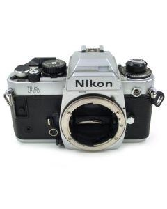 Brugt Nikon FA Chrome hus