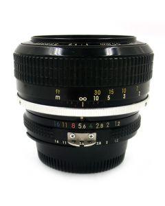 Brugt Nikon Nikkor AI 55mm f/1,2