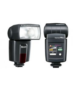 NISSIN DI600 FLASH TIL NIKON