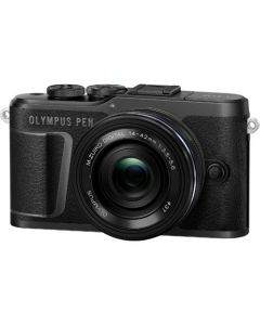Olympus PEN E-PL10 m/14-42mm EZ Sort