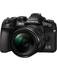 Olympus OM-D E-M1 Mark III m/12-40mm Pro