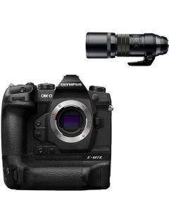 OLYMPUS OM-D E-M1X M/300mm f/4 IS Pro