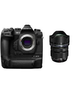 OLYMPUS OM-D E-M1X M/7-14mm f/2.8 Pro