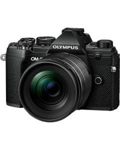 Olympus E-M5 Mark III m/12-45mm Pro Sort