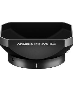 OLYMPUS LH-48 MODLYSBLÆNDE SORT