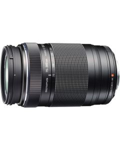OLYMPUS M. ZUIKO DIGITAL 75-300MM F/4.8-6.7 SORT II Cashback 550,-