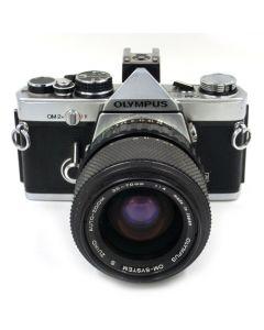 Brugt Olympus OM-2n Chrome m/35-70mm f/4