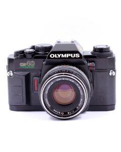 Brugt Olympus OM-40 Program m/50mm f/1,8