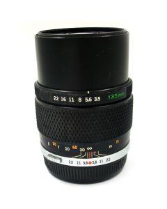 Brugt Olympus 135mm f/3.5
