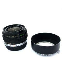 Brugt Olympus 35mm f/2.8