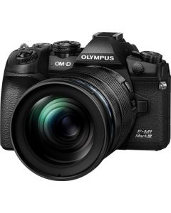 OLYMPUS OM-D E-M1 MARK III m/12-100mm IS PRO