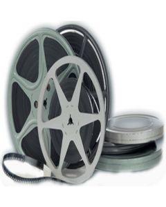 OVERSPILLE SMALFILM, VIDEO OG DIAS TIL DVD