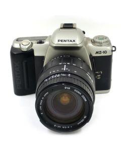 Brugt Pentax MZ-10 QD m/Sigma 28-105mm f/4-5,6