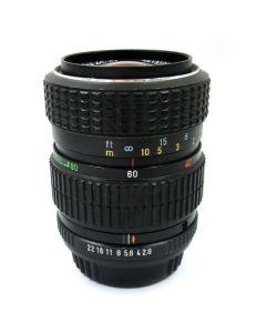 Brugt Pentax Zoom 40-80mm 2,8-4