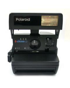 Brugt Polaroid 636 CloseUp