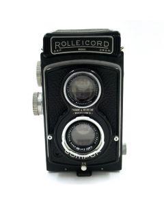 Brugt Rolleicord IIb Model 3K (1938-39) 6x6