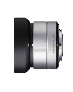 SIGMA AF 30mm f/2,8 DN Art MICRO 4/3,OLYMPUS,Pan. Sølv