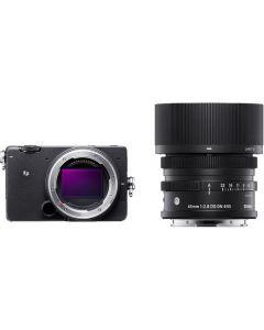 SIGMA FP Kamerakit m/45mm f/2.8 DG/DN