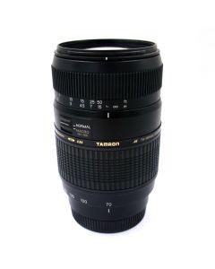 Brugt Tamron AF 70-300mm 4-5,6 til Sony