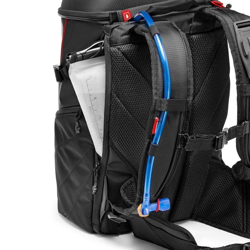 Manfrotto Off Road rygsæk til action kamera sort